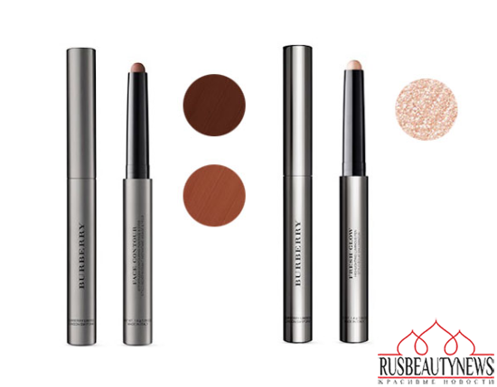 Burberry Beauty Fall:Winter 2015 Collection contour
