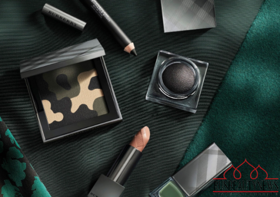 Burberry Beauty Fall:Winter 2015 Collection eyepalette