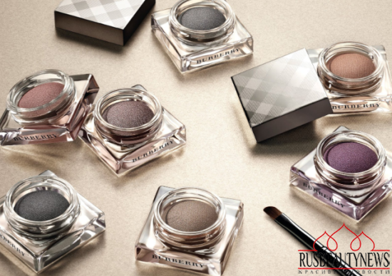 Burberry Beauty Fall:Winter 2015 Collection eyeshadow