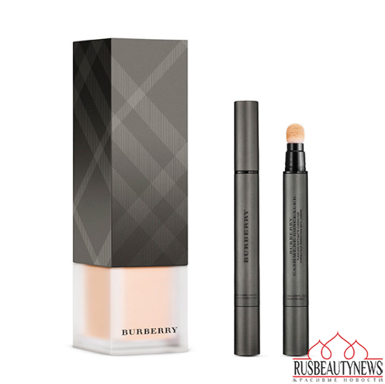 Burberry Beauty Fall:Winter 2015 Collection foundation