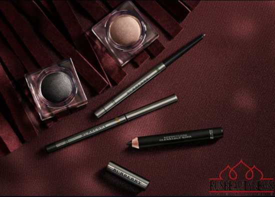 Burberry Beauty Fall:Winter 2015 Collection khol