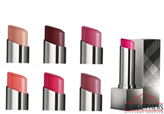 Burberry Beauty Fall:Winter 2015 Collection lip kisses