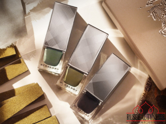 Burberry Beauty Fall:Winter 2015 Collection nail color