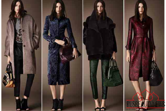 Burberry Fall:Winter 2015 Collection