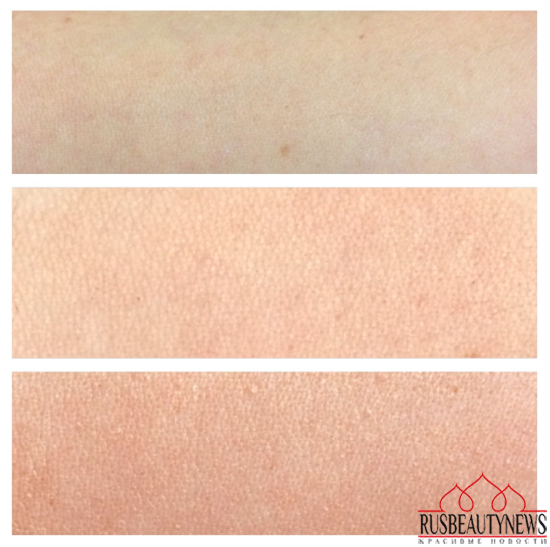 By Terry Tea to Tan for Face & Body swatches
