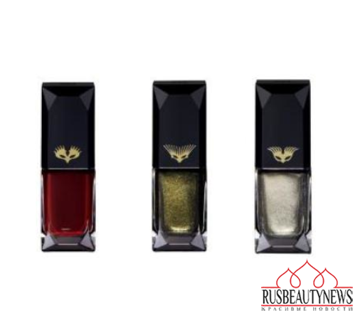 Clé de Peau Holiday 2015 Makeup Collection nail