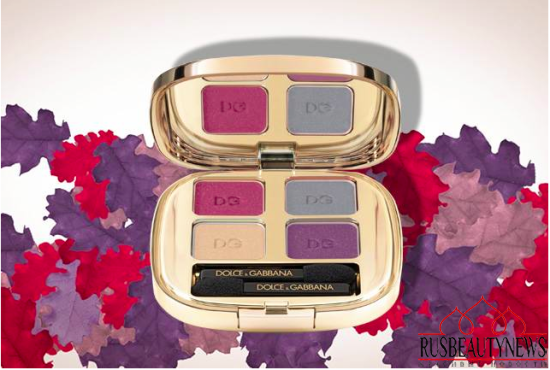 Dolce & Gabbana #dglovesfall Fall 2015 Collection eyeshadow