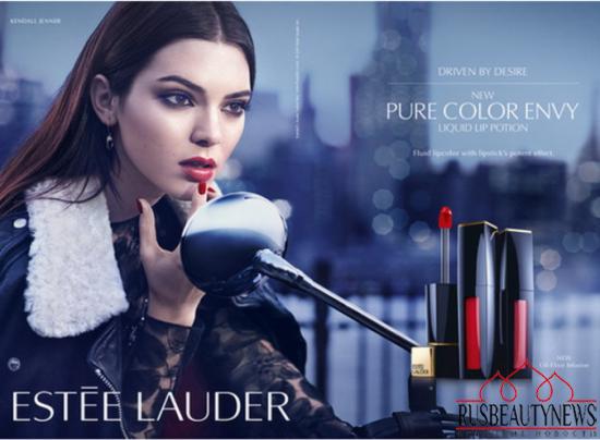 ESTÉE LAUDER Pure Color Envy Liquid Lip Potion look