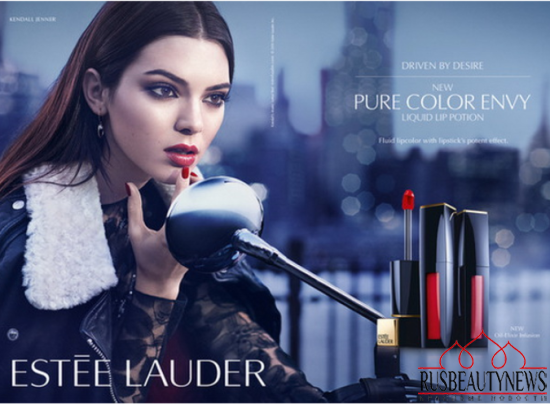 ESTÉE LAUDER Pure Color Envy Liquid Lip Potion look
