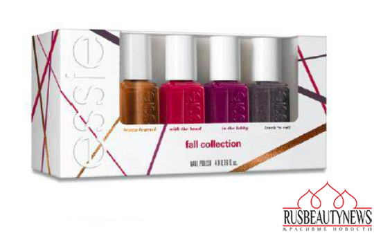 Essie Leggy Legend Fall 2015 Collection box