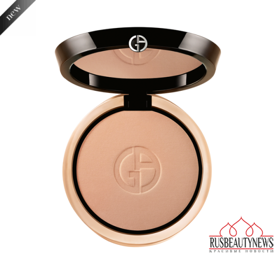 Giorgio Armani Luminous Silk Compact look1