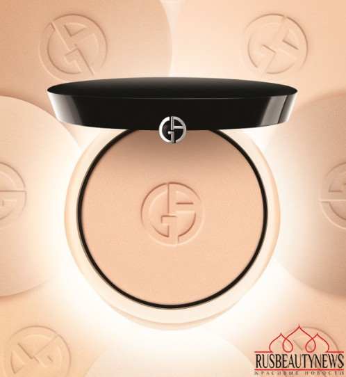 Giorgio Armani Luminous Silk Compact look2