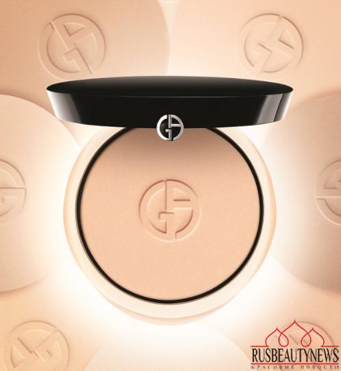 Giorgio Armani Luminous Silk Compact look2