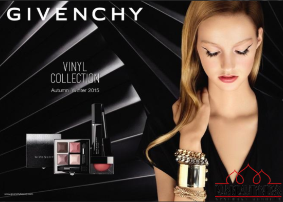 Givenchy Vinyl Collection Autumn Winter 2015
