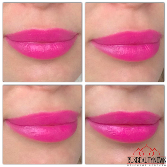 Guerlain Rouge Automatique Fluo Stiletto lipp look