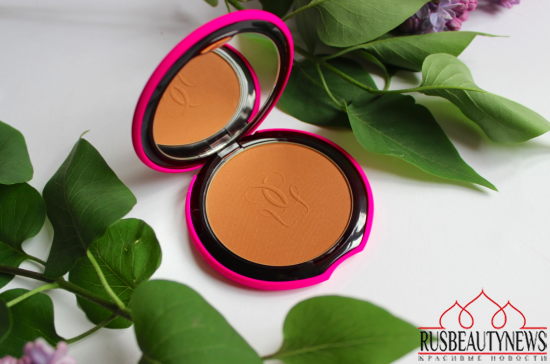 Guerlain Terracotta Summer Bronzing Powder 03 Naturelle Brunettes look4