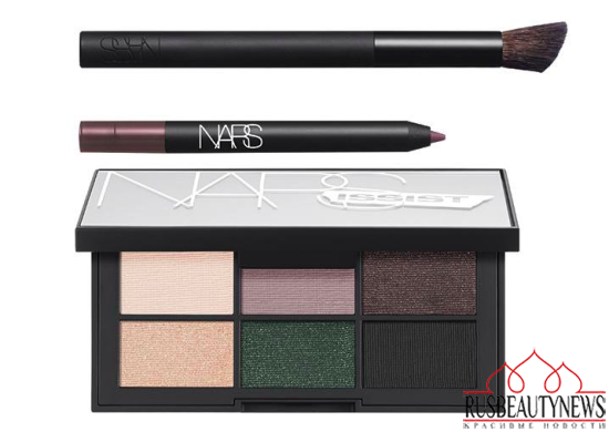 NARS Color Collection Fall 2015 eye