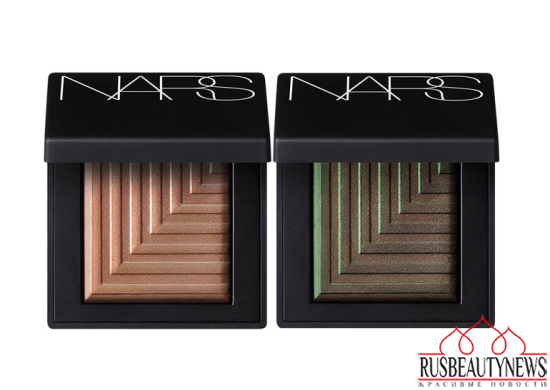 NARS Color Collection Fall 2015 eyemono