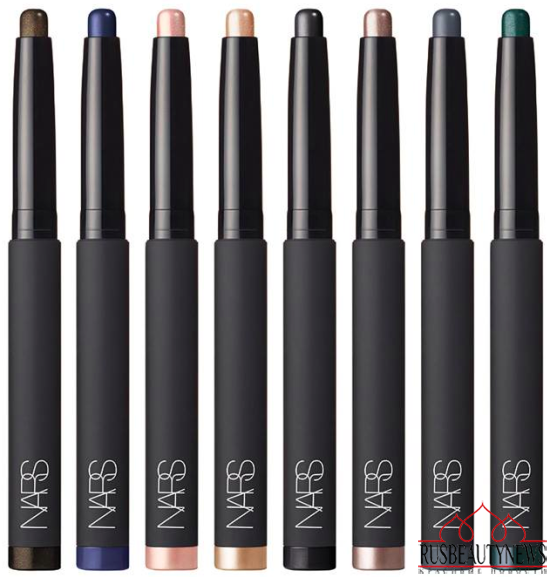 NARS Color Collection Fall 2015 eyeshadow