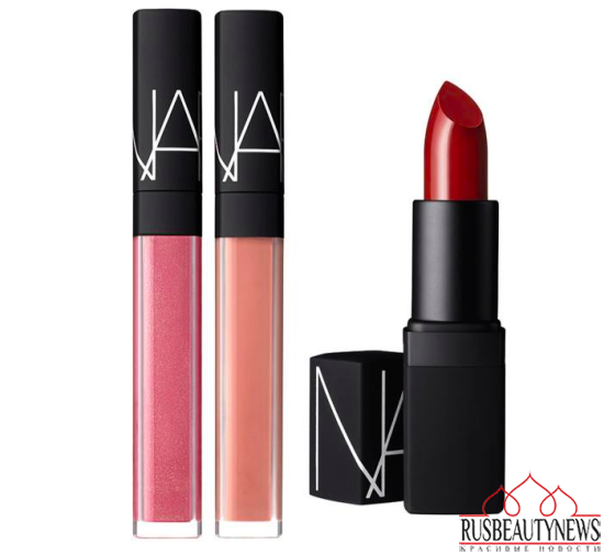 NARS Color Collection Fall 2015 lipp