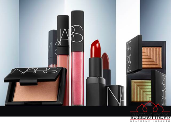 NARS Color Collection Fall 2015 look1