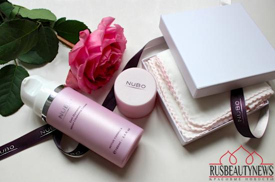 NuBo Velvet Cleansing Cream look2