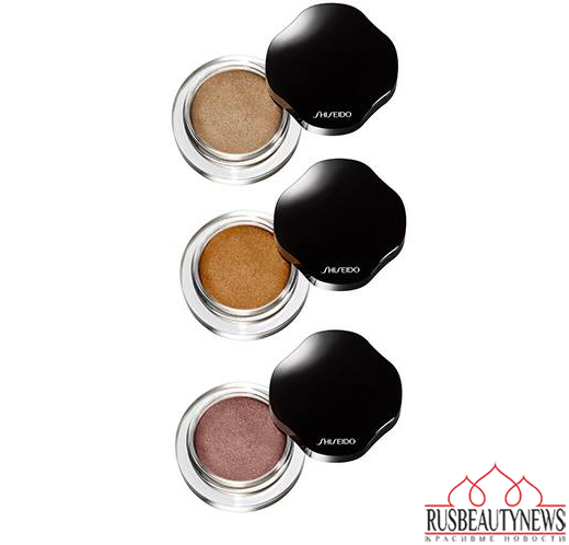 Shiseido Fall 2015 Collection eye