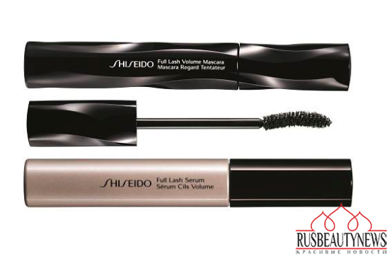 Shiseido Fall 2015 Collection mascara