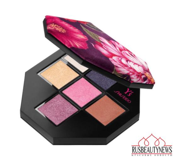 Shiseido Yohji Yamamoto Camellia Palette fall 2015