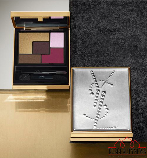 YSL Rebel Metal Fall 2015 Collection eyeshadow