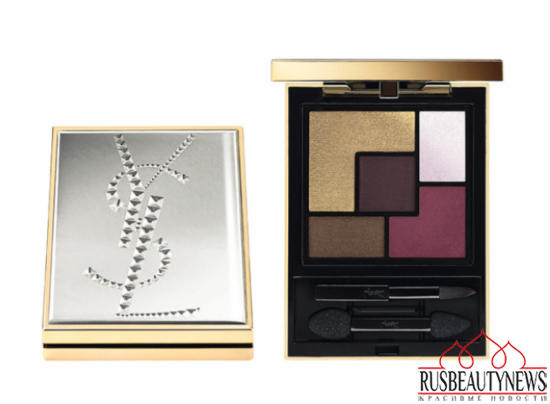 YSL Rebel Metal Fall 2015 Collection eyeshadow2