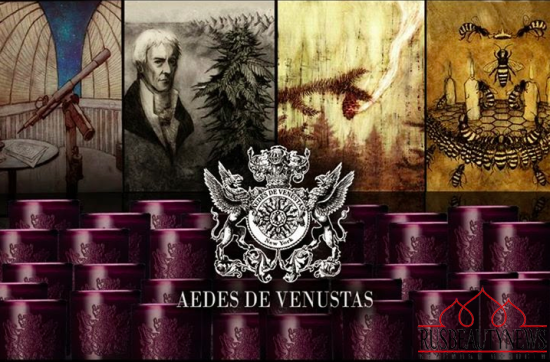 Aedes de Venustas candles