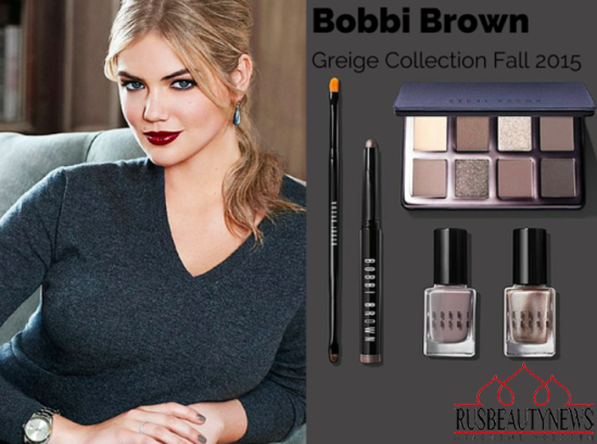 Bobbi Brown Greige Fall 2015 Collection