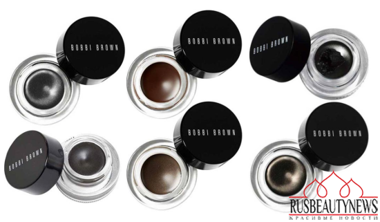 Bobbi Brown Greige Fall 2015 Collection eye liner
