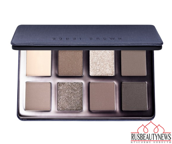 Bobbi Brown Greige Fall 2015 Collection eye palette