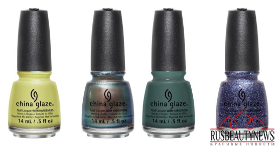 China Glaze The Great Outdoors Collection Fall 2015 color2
