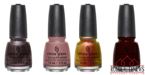 China Glaze The Great Outdoors Collection Fall 2015 color3