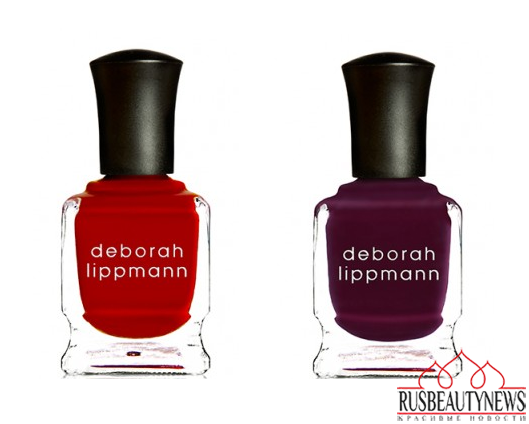 Deborah Lippmann Fall 2015 Roar Collection color1