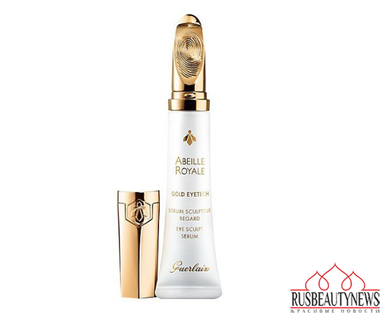 Guerlain Abeille Royale Gold Eyetech look4