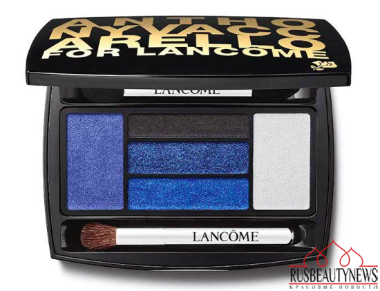 Lancome Anthony Vaccarello Fall 2015 Collection palette1