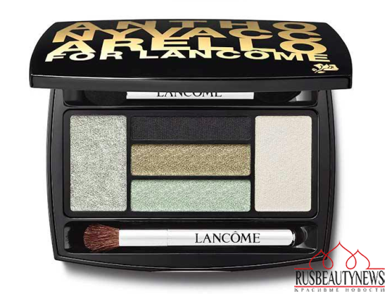Lancome Anthony Vaccarello Fall 2015 Collection palette3