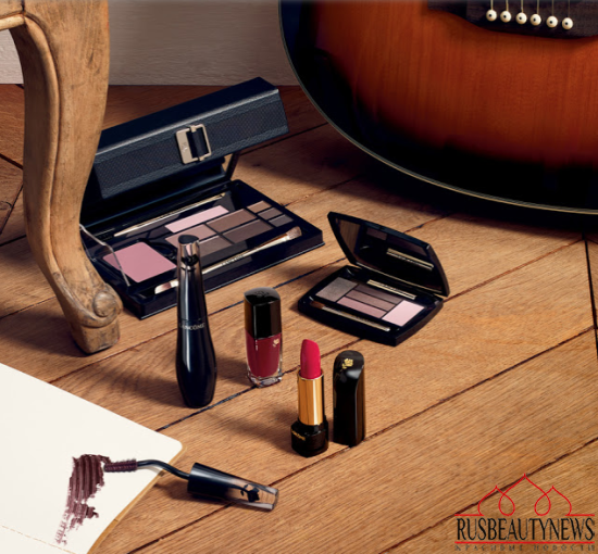 Lancome Parisian Fall 2015 Collection