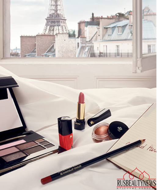 Lancome Parisian Fall 2015 Collection look2