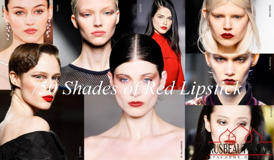 fall-winter-2014-2015-runway-makeup-trends-red-lipstick