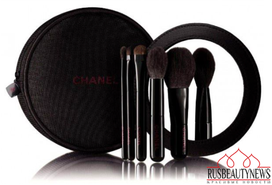 Chanel Rouge Noir Holiday 2015 Collection blush set
