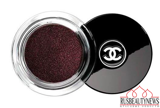 Chanel Rouge Noir Holiday 2015 Collection cremeshadow