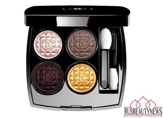 Chanel Rouge Noir Holiday 2015 Collection eye4