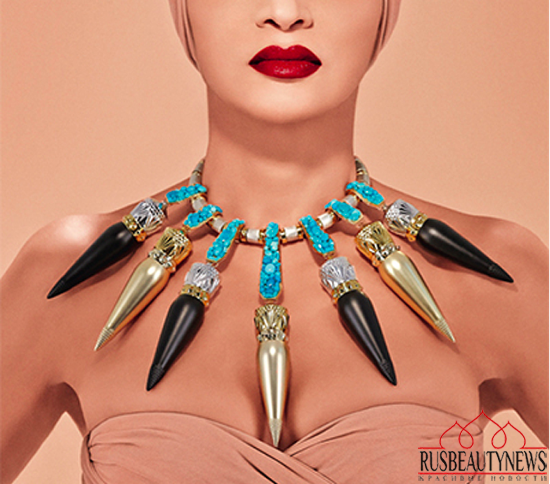 Christian Louboutin Lip Colour Collection Fall 2015