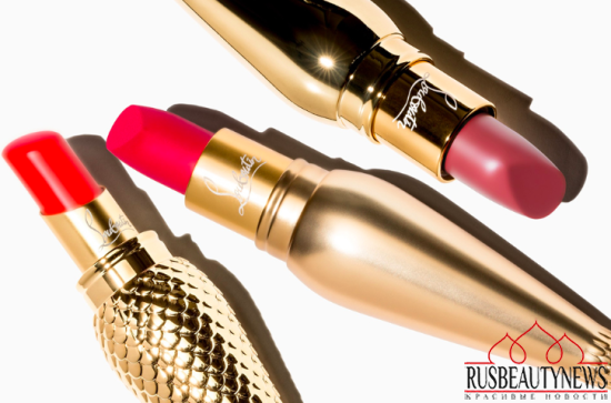 Christian Louboutin Lip Colour Collection look1