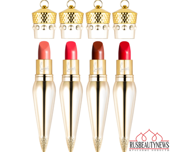 Christian Louboutin Lip Colour Collection satin1